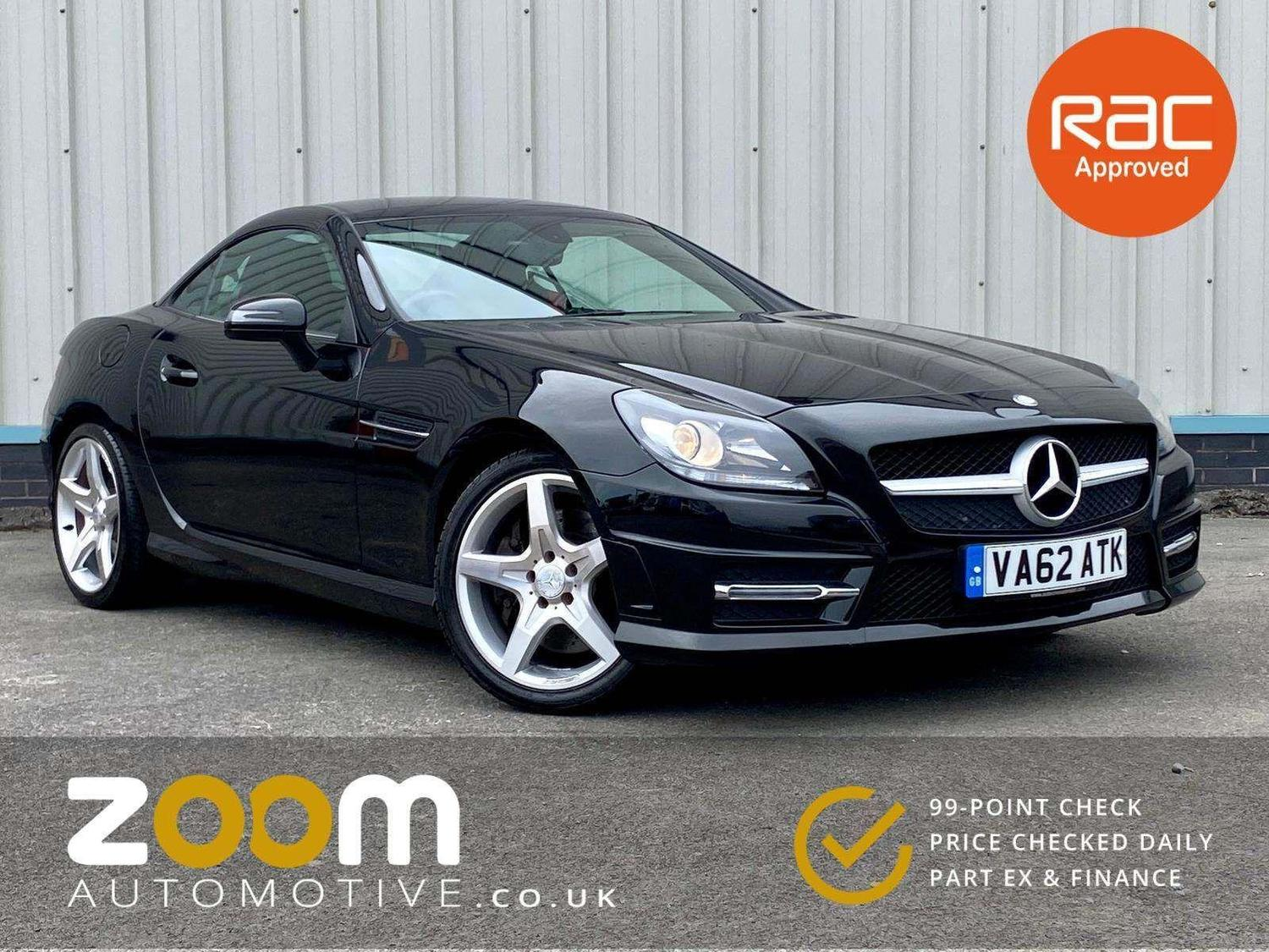 Used Mercedes Slk In Weston Super Mare Somerset Zoom Automotive